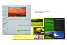 John Deere Rewards Booklet